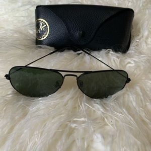 Used Authentic Women's  Rayban Sunglasses